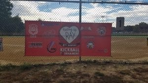 4th Annual Kickball Tournament