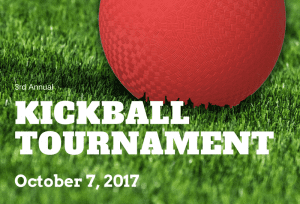 3rd Annual Kickball Tournament