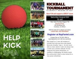 Kickball Tournament 2016