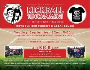 5th Annual Kickball Tournament
